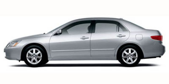 Pre-Owned 2005 Honda Accord Sdn EX-L V6
