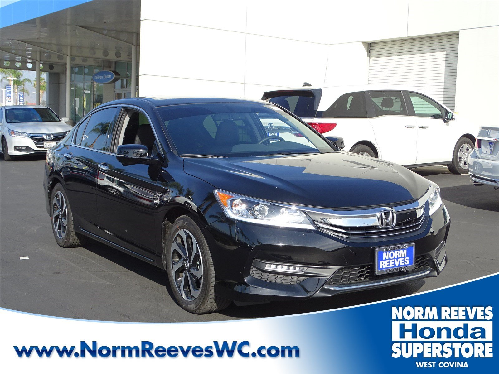 Pre Owned 2017 Honda Accord Sedan Ex L V6
