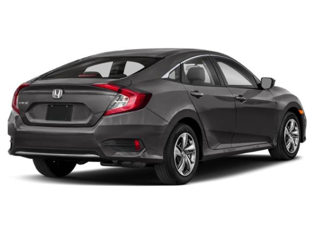 Pre-Owned 2020 Honda Civic Sedan LX