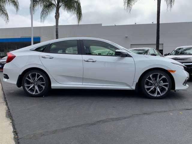 New 2019 Honda Civic Sedan Touring