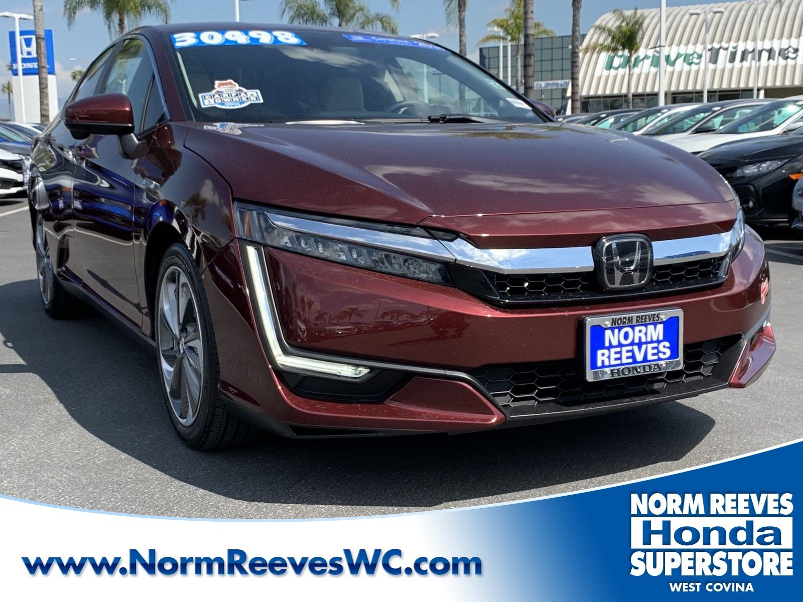 Certified Pre Owned 2018 Honda Clarity Plug In Hybrid Gas
