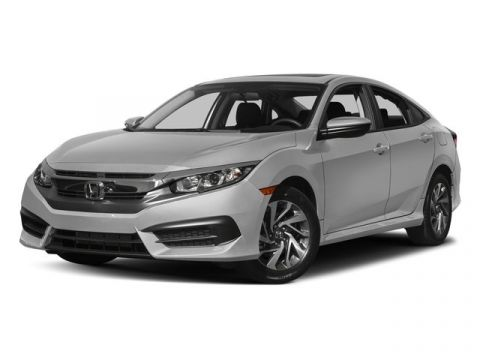 Certified Pre-Owned 2017 Honda Civic Sedan